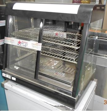 Εικόνα της Βιτρίνα θερμαινόμενη επιτραπέζια