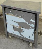 Εικόνα της Ερμάριο με Αμπάρι, 80 x 60 Δεξιά – 33 Αριστερά x 87, ΜΕΤΑΧΕΙΡΙΣΜΕΝΟ