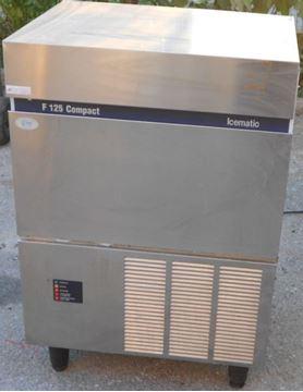 Εικόνα της Μηχανή Παγοτρίμματος 120 kgr