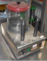 Εικόνα της Hot-Dog Ατμού με 2 καρφιά