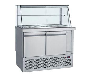 Εικόνα για την κατηγορία Ψυγεία Σαλατών - Τοστ