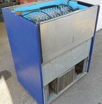 Εικόνα της Μηχανή Παγοκύβων 130 KGR