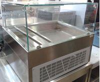 Εικόνα της Βιτρίνα ψυχώμενη επιτραπέζια 0.80 m
