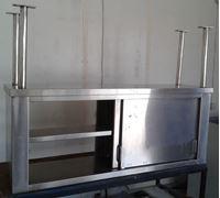 Εικόνα της Πιατοθήκη 2 όψεων κρεμαστή 1.47 m