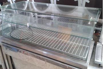 Εικόνα της Τυροπιτιέρα inox κρυστάλλινη 1.00 m