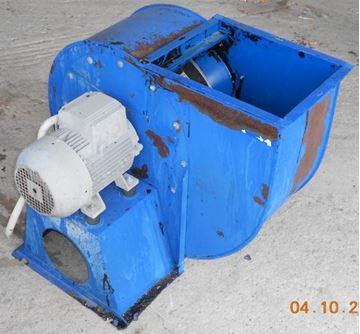 Εικόνα της Απορροφητήρας φυγοκεντρικός μονής αναρρόφησης 1450 RPM 2,0 HP – 400 V