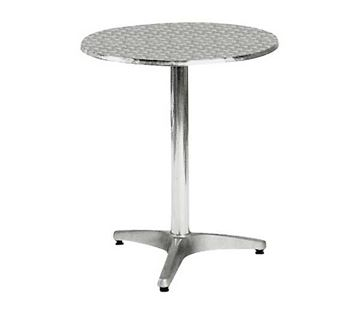 Εικόνα της Τραπέζι στρογγυλό PALMA 60x70 cm