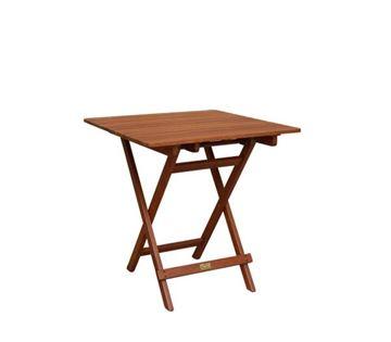 Εικόνα της Τραπέζι Πτυσσόμενο Ξύλινο 70 cm, EASY-K