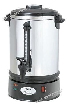 Εικόνα της Βραστήρας καφέ, Percolator 15 lt Regina Plus 90T, Bartscher