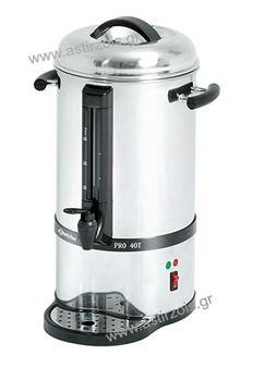 Εικόνα της Βραστήρας καφέ, Percolator 6 lt Pro Plus 40T, Bartscher
