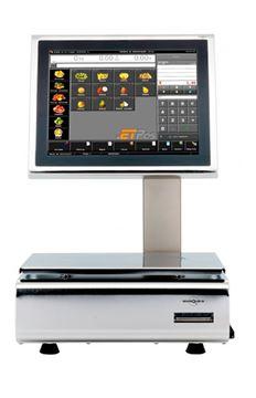 Εικόνα της Ζυγός Ετικέτας με τεχνολογία αφής και κολόνα, BM5 ARM