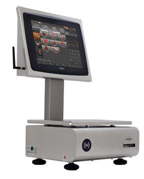 Εικόνα της Ζυγός Ετικέτας με τεχνολογία αφής και κολόνα, BM5 XS