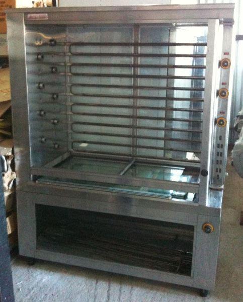 Εικόνα της Κοτοπουλιέρα Ηλεκτρική 9 σουβλών