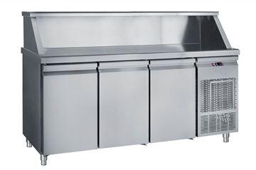 Εικόνα της Ψυγείο Μπάρ Συντήρηση με 3 πόρτες 1.85 m