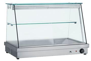 Εικόνα της Βιτρίνα Θερμαινόμενη Επιτραπέζια 80 cm