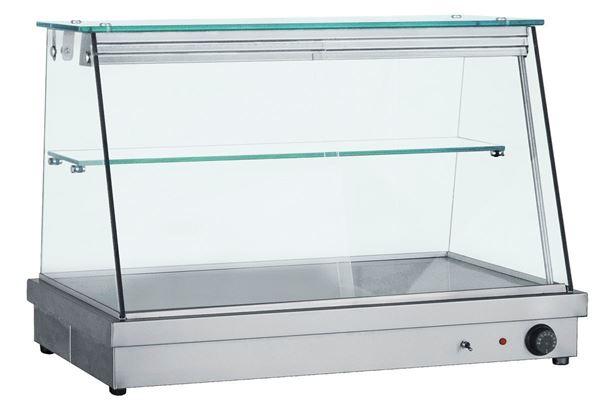 Εικόνα της Βιτρίνα Θερμαινόμενη Επιτραπέζια 1.20 m