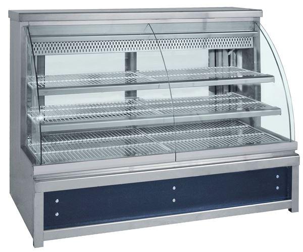 Εικόνα της Ψυγείο Βιτρίνα Ζαχαροπλαστείου Frost 1.48 m