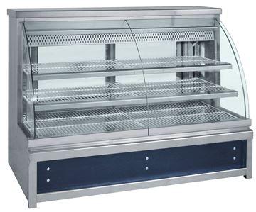 Εικόνα της Ψυγείο Βιτρίνα Ζαχαροπλαστείου Frost 1.98 m