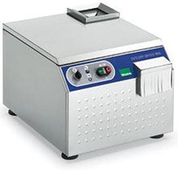 Εικόνα της Μηχανή Στεγνώματος και Γυαλίσματος Μαχαιροπήρουνων TAMAI MIG