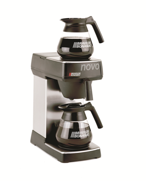 Εικόνα της Μηχανή καφέ φίλτρου BRAVILOR NOVO