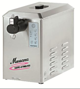 Εικόνα της Μηχανή σαντιγύς 4 lt MUSSANA