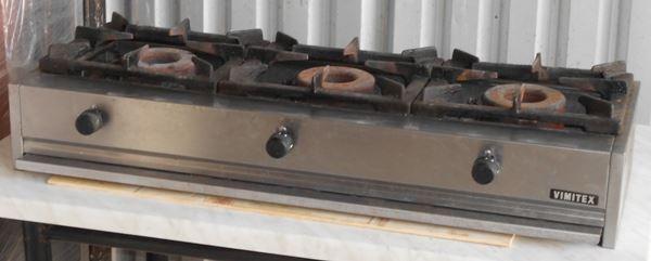 Εικόνα της Εστία υγραερίου επιτραπέζια, με 3 εστίες