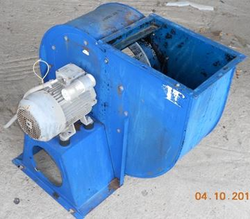 Εικόνα της Απορροφητήρας φυγοκεντρικός μονής αναρρόφησης 1450 RPM 2,0 HP – 230 V