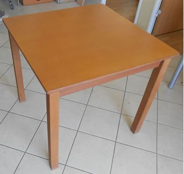 Εικόνα της Τραπέζι ξύλινο ταβέρνας 80x80 cm