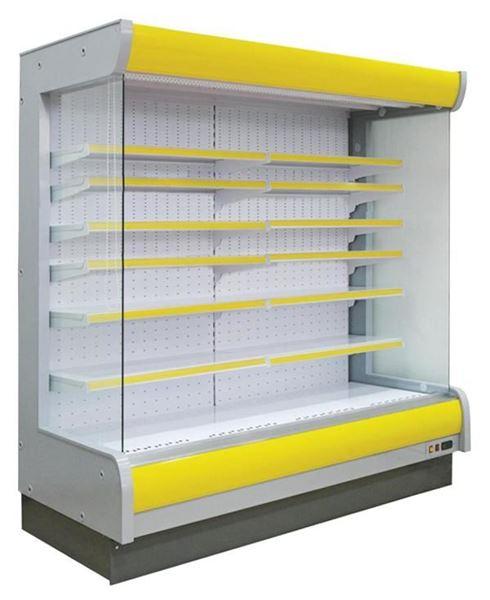 Εικόνα της Βιτρίνα ψυγείο Self Service ΑΡΗΣ 220