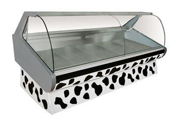 Εικόνα της Βιτρίνα ψυγείο αλλαντικών-τυροκομικών-κρεάτων ΗΡΑΚΛΗΣ