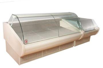 Εικόνα της Βιτρίνα ψυγείο αλλαντικών-τυροκομικών-κρεάτων ΑΠΟΛΛΩΝ