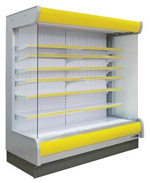 Εικόνα της Βιτρίνα ψυγείο Self Service ΑΡΗΣ 200