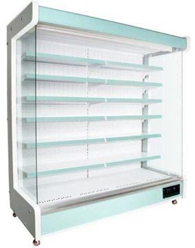 Εικόνα της Βιτρίνα ψυγείο Self Service ΚΡΟΝΟΣ 220