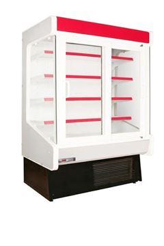Εικόνα της Βιτρίνα ψυγείο Self Service ΛΕΩΝ