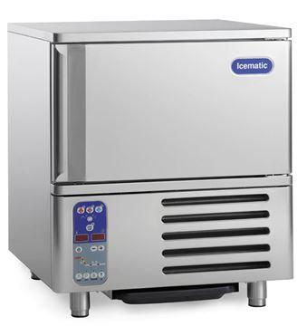 Εικόνα της Blast Chiller - Shock Freezer T 5 Icematic, για 5 GN 1/1 ή 6 λεκανάκια παγωτού