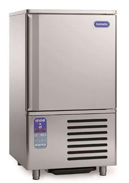 Εικόνα της Blast Chiller - Shock Freezer T 10 Icematic, για 10 GN 1/1 ή 15 λεκανάκια παγωτού