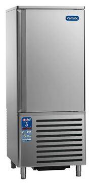 Εικόνα της Blast Chiller - Shock Freezer T 15/40 Icematic, για 15 GN 1/1 ή 21 λεκανάκια παγωτού