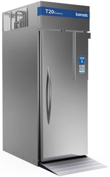 Εικόνα της Blast Chiller - Shock Freezer T 20/80 Compact Icematic, για 1 καρότσι 60x80 cm (ή 40x60 cm) ή 1 καρότσι GN 2/1 (ή 1/1)