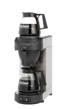 Εικόνα της Μηχανή καφέ φίλτρου αυτόματη με παροχή νερου ANIMO M 200, για 144 φλυτζάνια/ 18lt