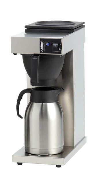 Εικόνα της Μηχανή καφέ φίλτρου θερμός ANIMO EXCELSO T, για 144 φλυτζάνια/ 18lt