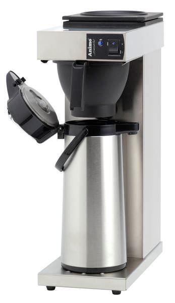 Εικόνα της Μηχανή καφέ φίλτρου θερμός ANIMO EXCELSO TP, για 144 φλυτζάνια/ 18lt