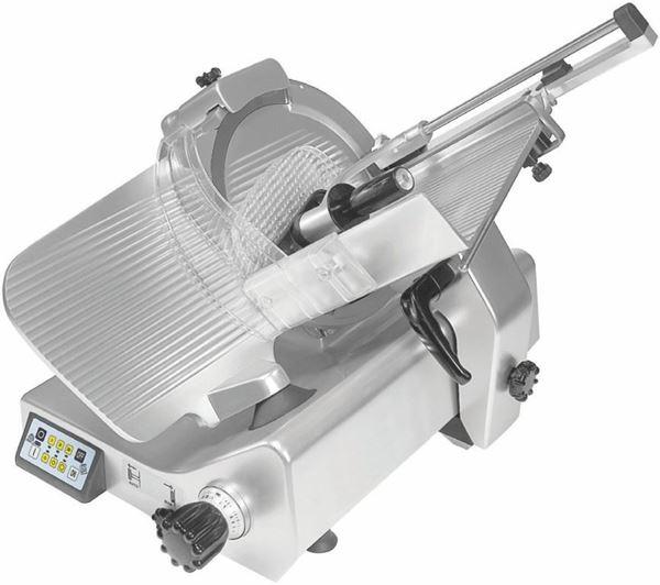 Εικόνα της Ζαμπονομηχανή IMQ 330 mm με γρανάζια αυτόματη με μετρητή τεμαχίων