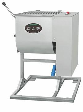 Εικόνα της Ζυμωτήριο κρεατοειδών – αναδευτήρας κρέατος SAP 30 kgr με 1 άξονα