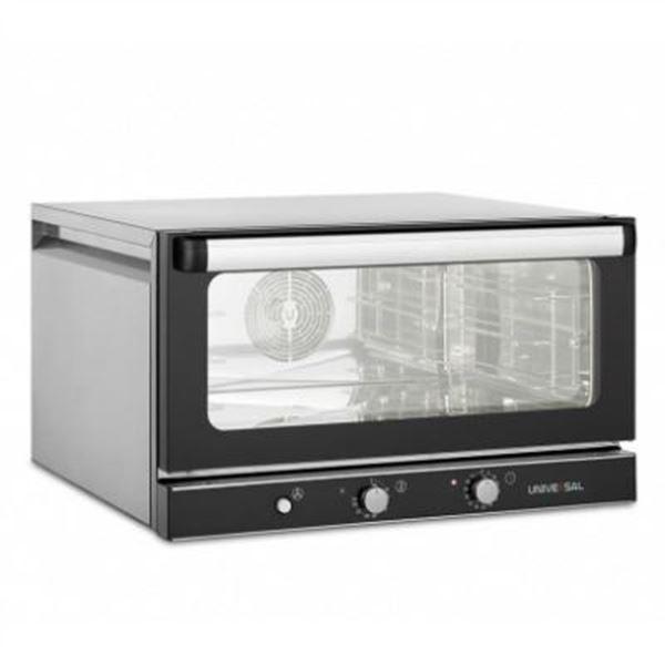 Εικόνα της Φούρνος Ηλεκτρικός Κυκλοθερμικός Μαγειρικής Unipro G411MR, για 4 GN 1/1