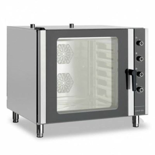 Εικόνα της Φούρνος Υγραερίου Κυκλοθερμικός Μαγειρικής Unipro G711 MR-GAS, για 7 GN 1/1