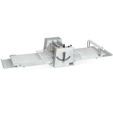 Εικόνα της Σφολιατομηχανή  επιτραπέζια με πανί GPBC 500 - 1000 GGF