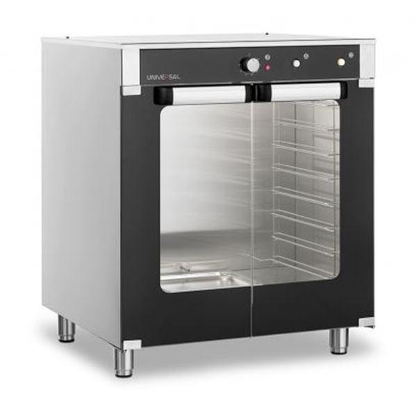 Εικόνα της Στόφα φούρνου - Θερμοθάλαμος LIEV864M Unipro, για 8 λαμαρίνες 60x40