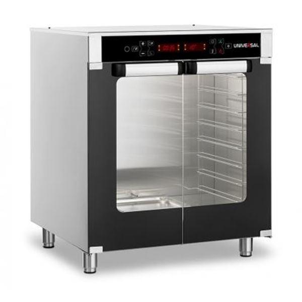 Εικόνα της Στόφα φούρνου - Θερμοθάλαμος LIEV864E Unipro, για 8 λαμαρίνες 60x40