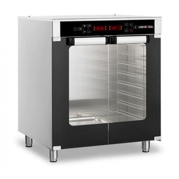 Εικόνα της Στόφα φούρνου - Θερμοθάλαμος LIEV864EV Unipro, για 8 λαμαρίνες 60x40