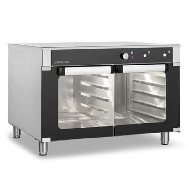 Εικόνα της Στόφα φούρνου - Θερμοθάλαμος LIEV1064M Unipro, για 10 λαμαρίνες 60x40